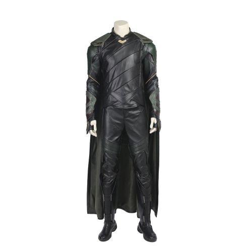 Thor 3 Ragnarok Loki Outfit Full Set Cosplay Kostüm