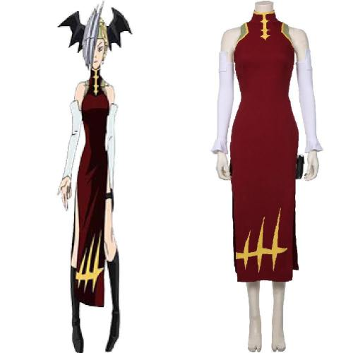 My Hero Academia Dragon Hero Ryuko Tatsuma Kleid Cosplay Kostüm Cheongsam Kleid