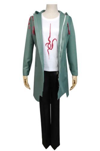 Danganronpa Nagito Komaeda NUR Jacke Mantel Cosplay Kostüm