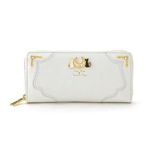 Sailor Moon Tsukino Usagi Luna Brieftasche Geldbeutel Geldbörse Geldtasche 20st Jahrestag