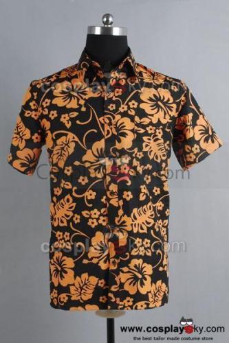 Fear and Loathing in Las Vegas Raoul Duke Herren Druck Shirt
