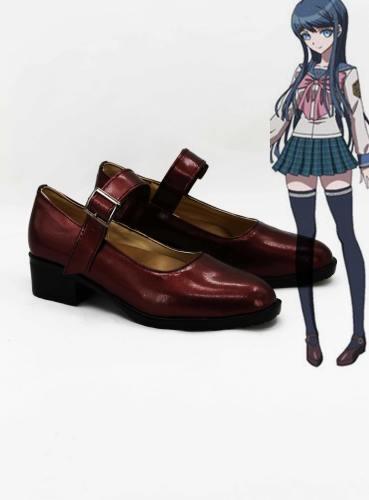 Danganronpa 3 SAYAKA MAIZONO Schuhe Cosplay Schuhe