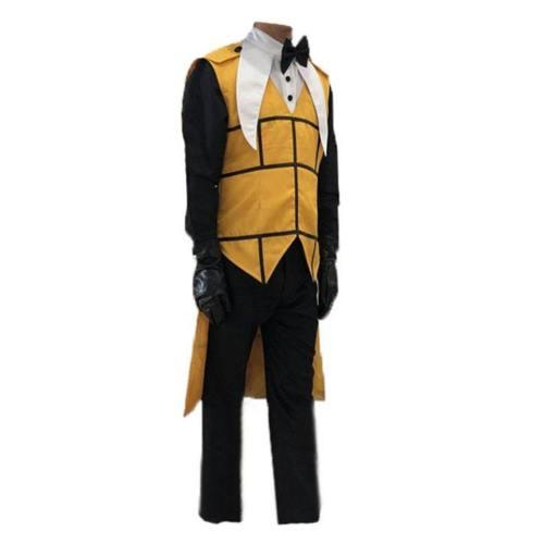 Gravity Falls Willkommen in Gravity Falls Bill Cipher Suit Anzug Cosplay Kostüm
