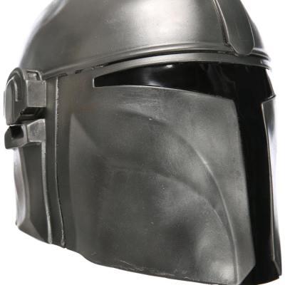 The Mandalorian Mando Helm Cosplay Kopfbedeckung Star Wars: The Mandalorian Helm aus Latex