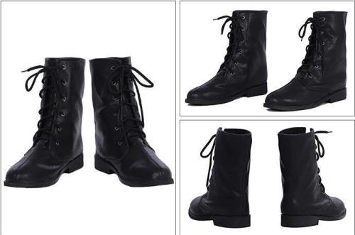 DmC:Devil May Cry 5 Nero Cosplay Schuhe Stiefel