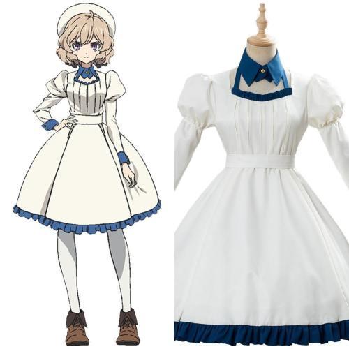 Invented Inference Kyokou Suiri Kotoko Iwanaga Kleid Cosplay Kostüm