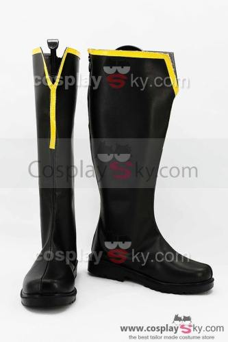 Tales of Vesperia: The First Strike Animated Film Flynn Scifo Stiefel Cosplay Schuhe