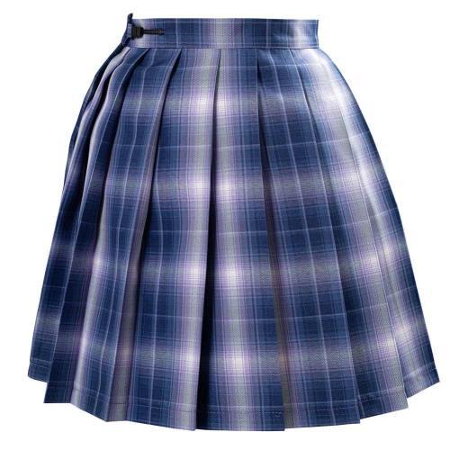 JK Schule Mädchen Japanische Schuluniform Faltenrock Mini Röcke
