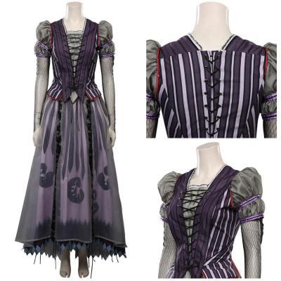 Lemony Snicket's A Series of Unfortunate Events Violet Baudelaire Halloween Kostüm Karneval Outfits