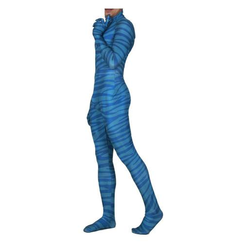 Avatar Pandora Na'vi Jumpsuit Neytiri Jumpsuit Cosplay Kostüm
