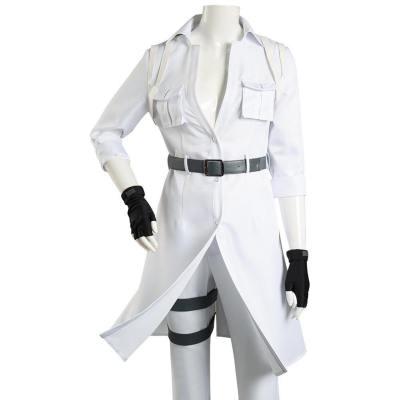 Cells at Work! Code Black Hataraku Saibou Black -Hakkekkkyuu White Blood Cell Cosplay Kostüm