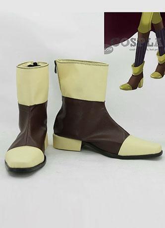 Puella Magi Madoka Magica Mami Tomoe Stiefel Cosplay Schuhe