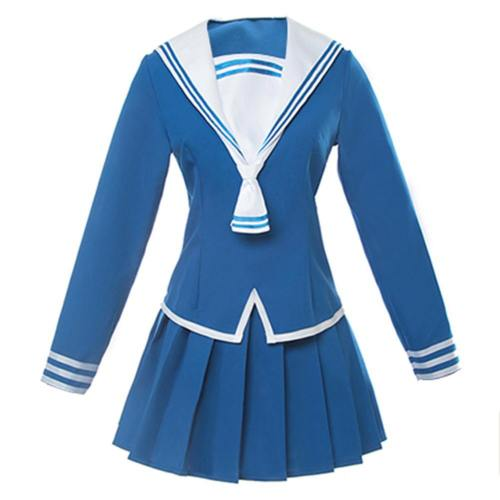 Manga Fruits Basket Toru Honda Schuluniform Kleid Cosplay Kostüm