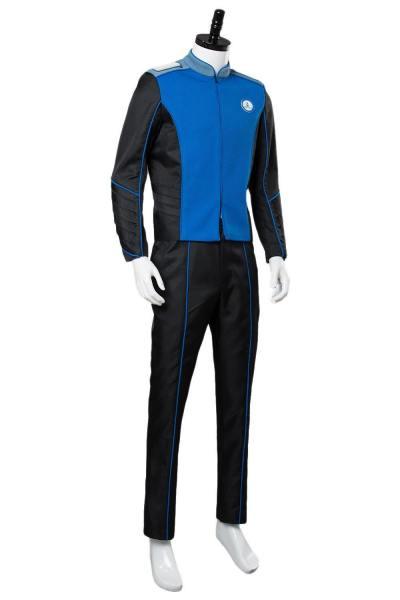The Orville Captain Ed Mercer Uniform Cosplay Kostüm