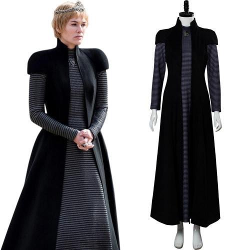 GOT8 Game of Thrones Staffel 8 Cersei Lannister Cersei Baratheon Kostüm Version B