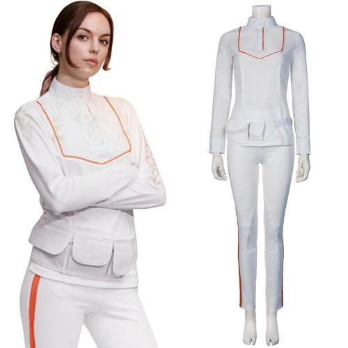 Dr. Amy Tennant Uniform The Complex Dr. Amy Tennant Cosplay Kostüm