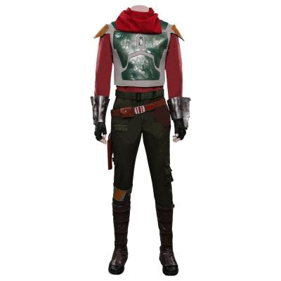 The Mandalorian Staffel 2 Cobb Vanth Cosplay Kostüm Outfits Halloween Karneval Kostüm Set