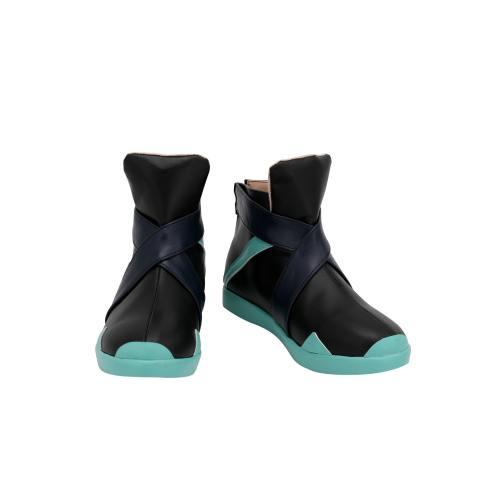 Jett aus Spiel Valorant Schuhe Cosplay Schuhe