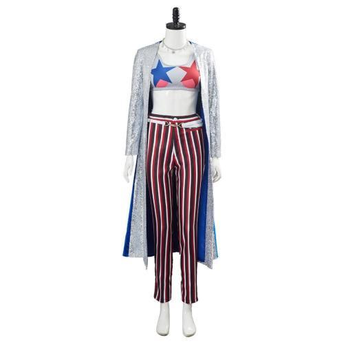 Birds of Prey - The Emancipation of Harley Quinn Mantel Umhang Cosplay Kostüm