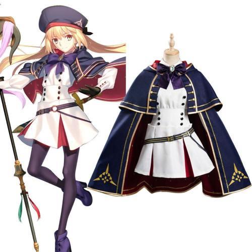 Fate/Grand Order FGO King Arthur Artoria Pendragon Cosplay Kostüm Halloween Karneval Kostüm