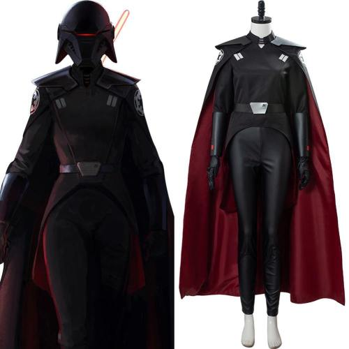 Star Wars: Jedi Fallen Order Star Wars Jedi: Fallen Order Second Sister Kostüm Cosplay Kostüm Set
