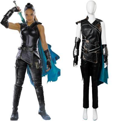 Thor 3 Ragnarok Valkyrie Full Set Cosplay Kostüm