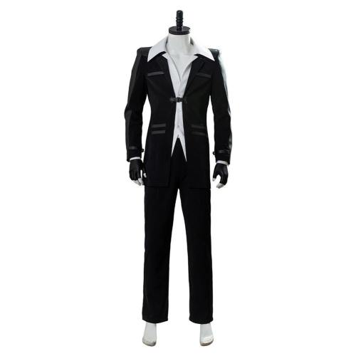 Uniform Final Fantasy 7 Remake Reno Kostüm Cosplay Kostüm