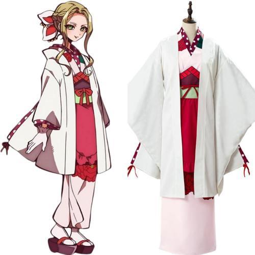Kostüm Yako Cosplay Toilet-Bound Hanako-kun Kimono Cosplay Kostüm