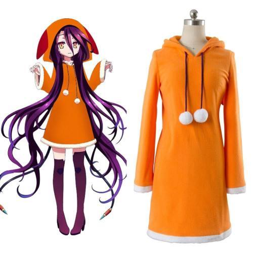 No Game NO Life Zero Shuvi Dola Kleid Cosplay Kostüm