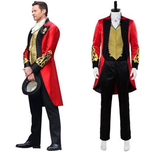 The Greatest Showman P.T. Barnum 2 Cosplay Kostüm Version B