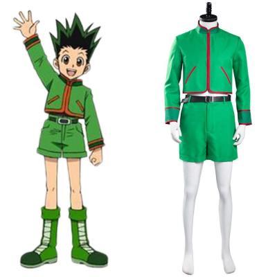 Gon Freecss Kostüm Hunter X Hunter Gon Freecs Cosplay Kostüm