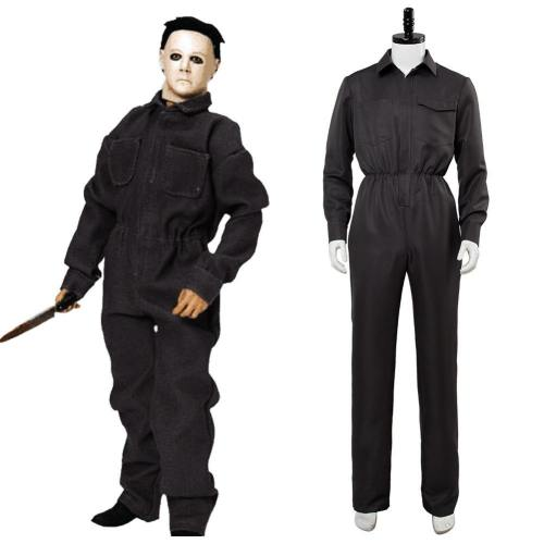 Horror Film Halloween Michael Myers Cosplay Kostüm für Karneval Mottoparty