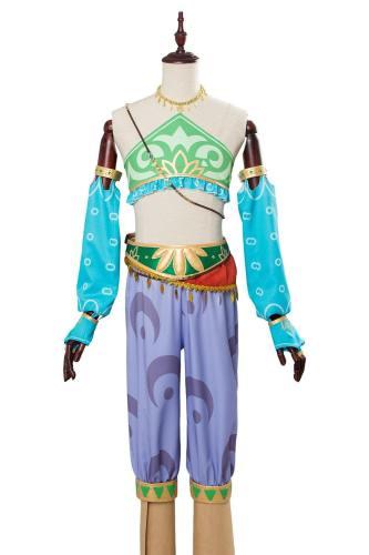 The Legend of Zelda: Breath of the Wild Die Legende von Zelda: Der Atem der Wildnis Link Cosplay Kostüm