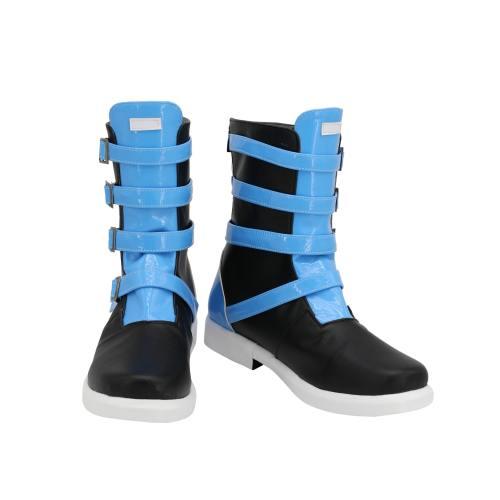 Idia Shroud Twisted Wonderland Idia Shroud Schuhe Cosplay Schuhe