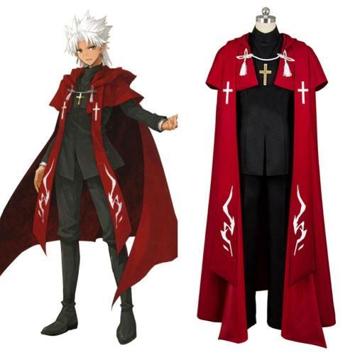 Fate/Apocrypha FA Ruler Amakusa Shiro Outfit Cosplay Kostüm
