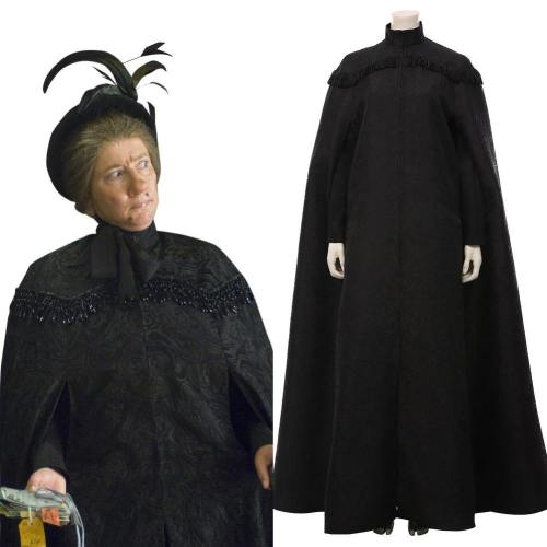 Eine zauberhafte Nanny McPhee Cosplay Kostüm Damen Outfits Halloween Karneval Kostüm