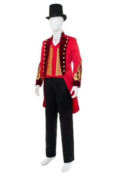 The Greatest Showman P.T. Barnum Cosplay Kostüm
