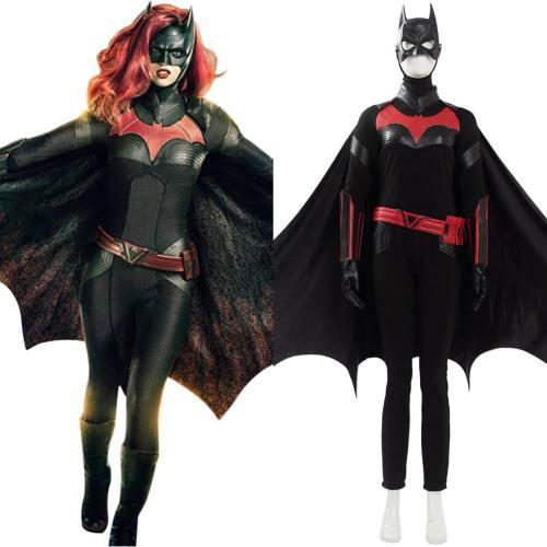 Batwoman Batgirl Fledermausmädchen Kathy Katherine Kane Cosplay Kostüm