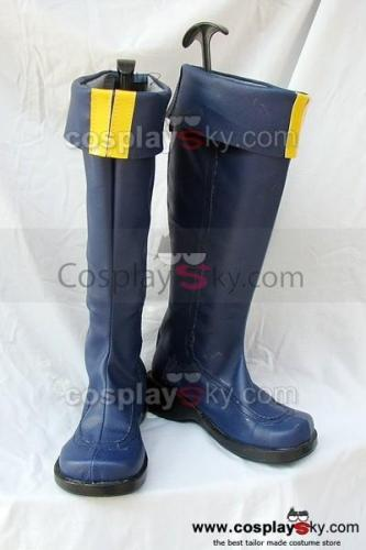Fire Emblem Eliwod Cosplay Stiefel Blau Schuhe