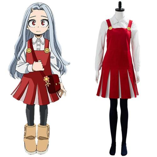 ERI Uniform My Hero Academia 4 ERI Boku no Hero Academia ERI Cosplay Kostüm
