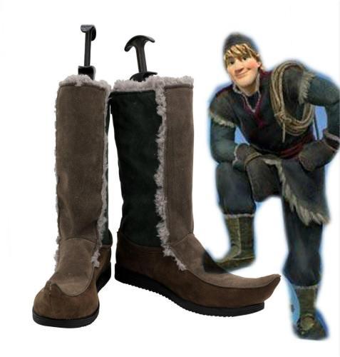 Frozen 2 Die Eiskönigin 2 Kristoff Stiefel Cosplay Schuhe