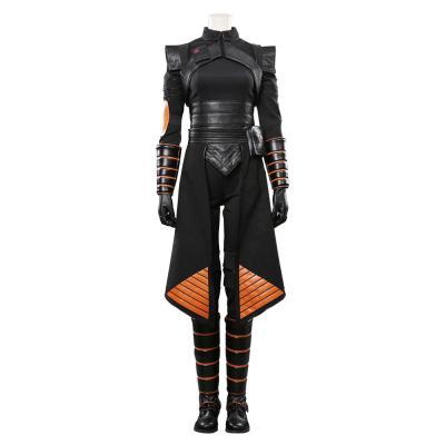 Star Wars The Mandalorian Fennec Shand Cosplay Kostüme Halloween Karneval Outfits