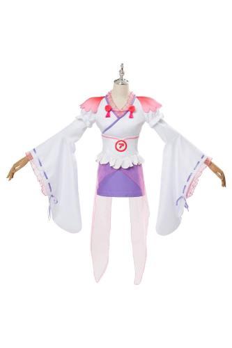 Anime Sarazanmai Sarai Azuma Kimono Cosplay Kostüm