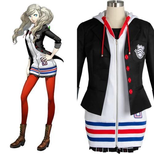 Megami Tensei Persona 5 Anne Ann Takamaki Cosplay Kostüm