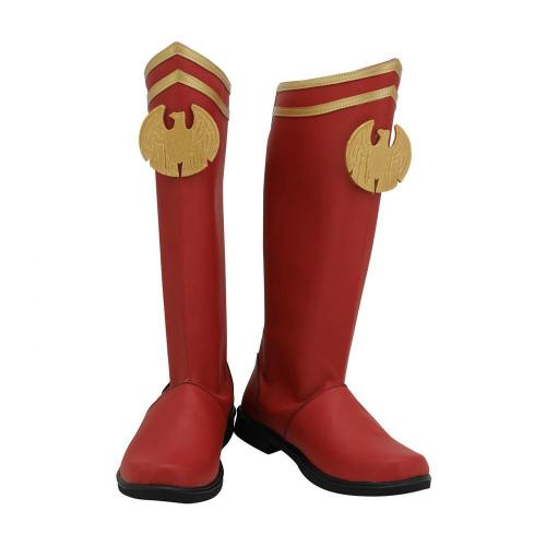 The Boys Superhelden Homelander Stiefel Cosplay Schuhe