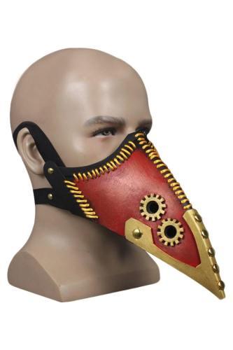 Boku no Hero Academia Kai Chisaki Cosplay Maske Einheitsgröße