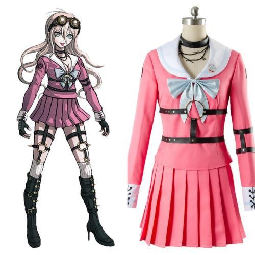 Danganronpa V3: Killing Harmony-Iruma miu Kleid Cosplay Kostüm