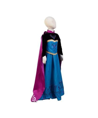 Frozen Elsa Kleid Child Ver Halloween Karneval Cosplay Kostüm für Kinder