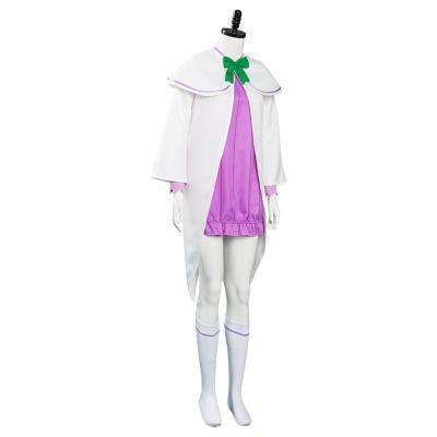 Re:Zero-Start Life in Another World Emilia Cosplay Kostüm Halloween Karneval Outfits
