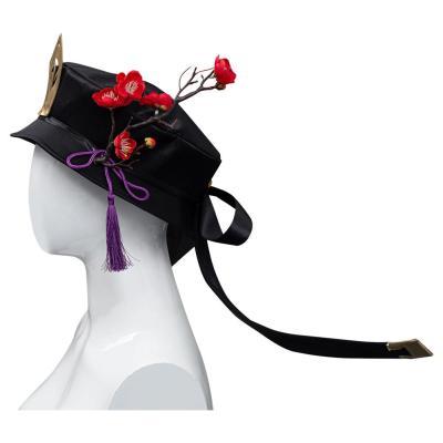Genshin Impact HuTao Cosplay Kostüm Halloween Karneval Outfits